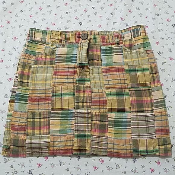 LOFT Dresses & Skirts - Ann Taylor Loft Vintage Pattern Skirt
